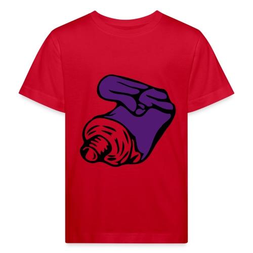 tee-shrit tube de peinture - T-shirt bio Enfant