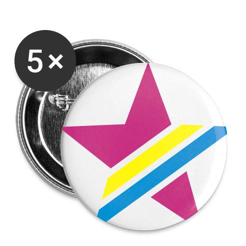 I love Comedy - Buttons klein 25 mm