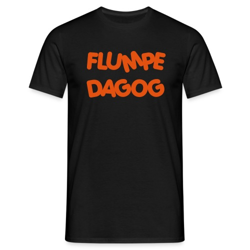 Flumpe-tröjan (originalet) - T-shirt herr