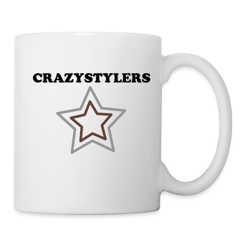 Crazystylers T-shirt - Mok