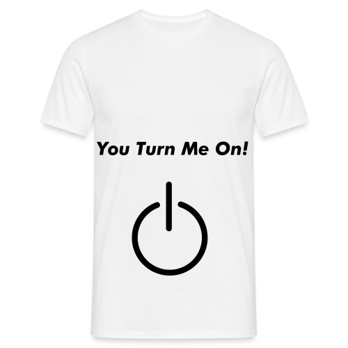 TurnMe - Herre-T-shirt