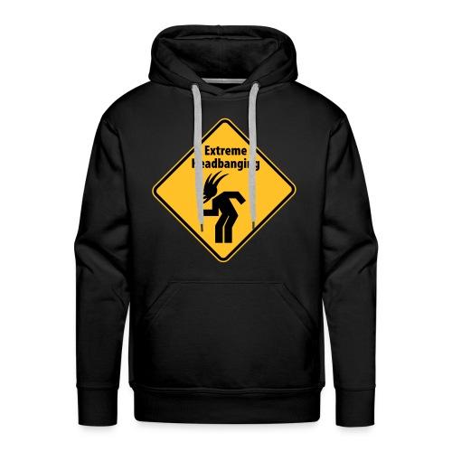 Headbanging Hood - Premiumluvtröja herr