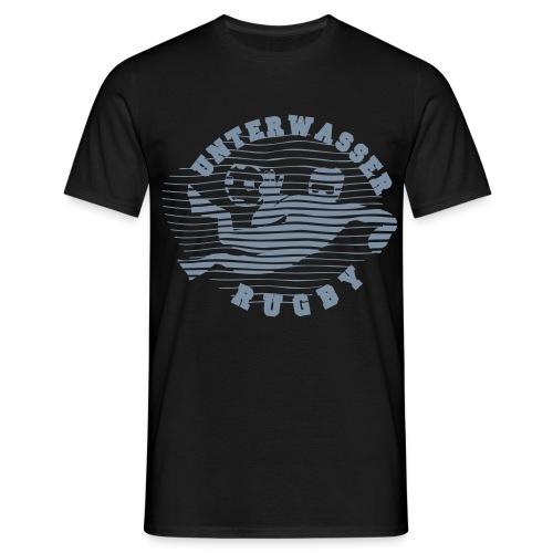 Unterwasserrugby - Männer T-Shirt