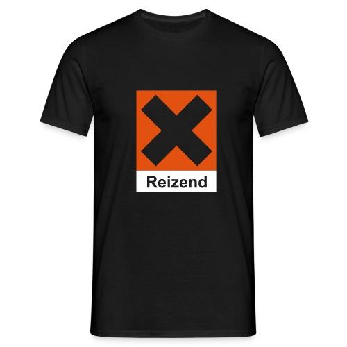 Comfort T (Reizend, schwarz) - Männer T-Shirt