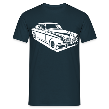 Navy Volvo Amazon Volvoamazon T-Shirts