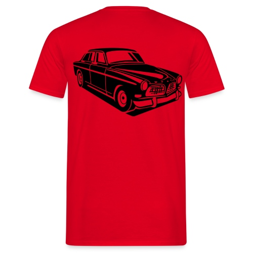 Volvo Amazon Herrenshirt - Männer T-Shirt