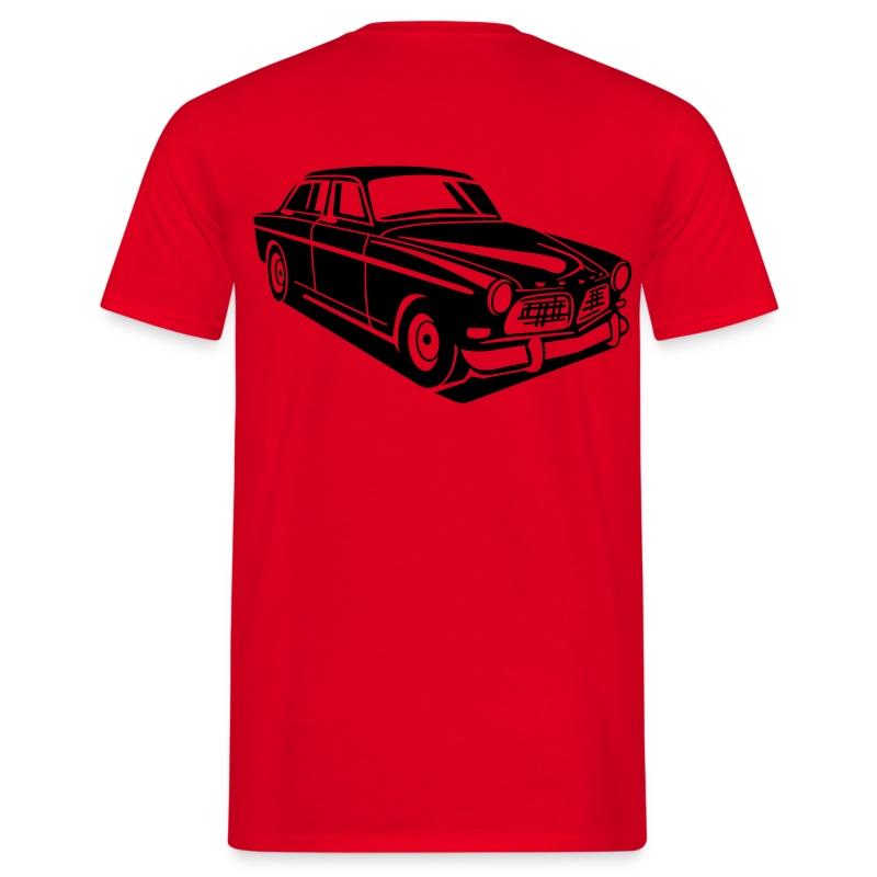 Volvo Amazon Herrenshirt - Männer T-Shirt