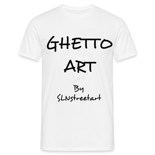 Ghetto - T-shirt Homme