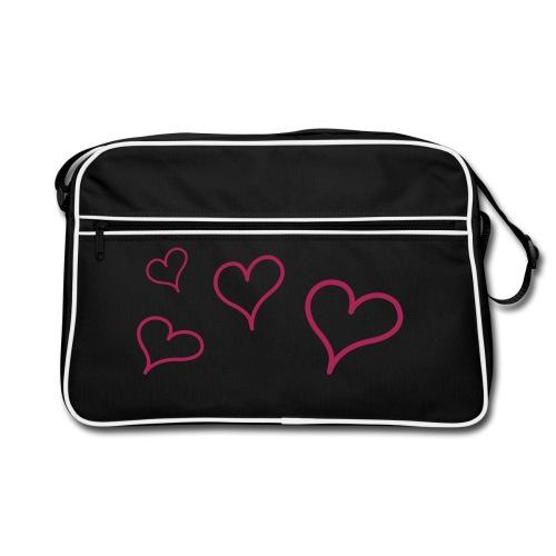 Die Idiale Tasche für die Frau  - Retro Tasche