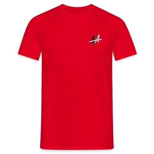 AfA T-Shirt mit Rückendruck - Männer T-Shirt