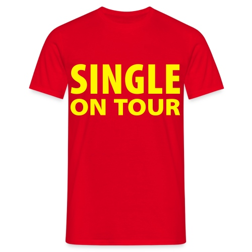 Single - Herre-T-shirt