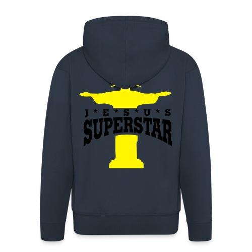 Jesus Superstar - Männer Premium Kapuzenjacke