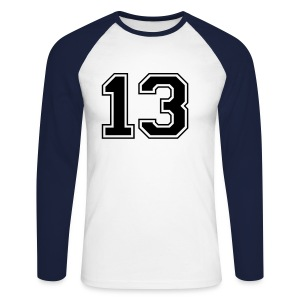 XXXVCXVXV - Men's Long Sleeve Baseball T-Shirt