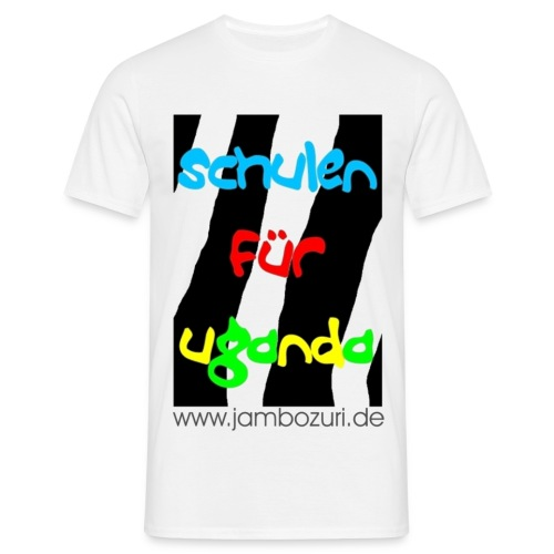 T-shirt Männer - 6€ für Jambozuri! - Männer T-Shirt