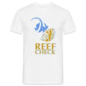 T-Shirt, Logo auf Vorderseite - Männer T-Shirt