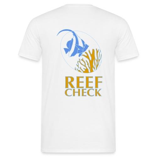 T-Shirt, Logo auf Rückseite - Männer T-Shirt