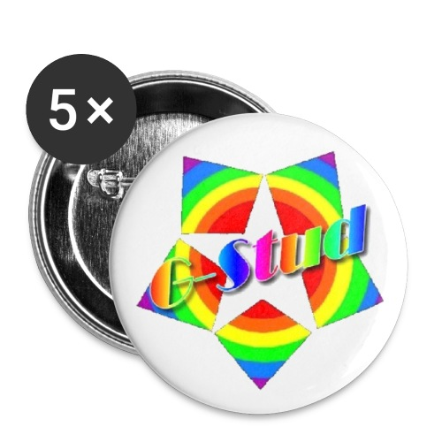 g-stud - Badge petit 25 mm