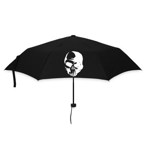 dödskalle paraply - Paraply (litet)