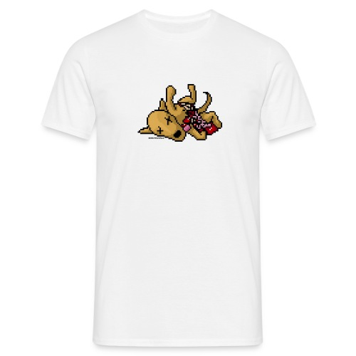 Dead Animals - Dog - T-shirt Homme