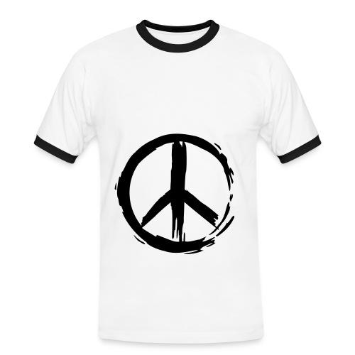Peace - Men's Ringer Shirt