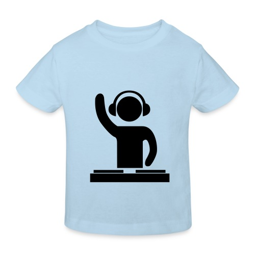 DJ - Kinder Bio-T-Shirt