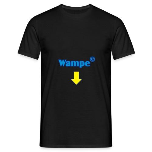 BW  Wampe - Männer T-Shirt