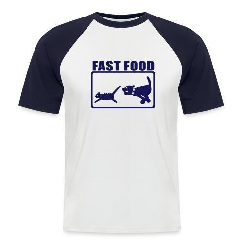 Herren t-shirt - Männer Baseball-T-Shirt
