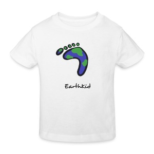 Kid's Tee - EarthKid - Kids' Organic T-shirt