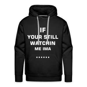 Jwatcher (girls) - Men's Premium Hoodie