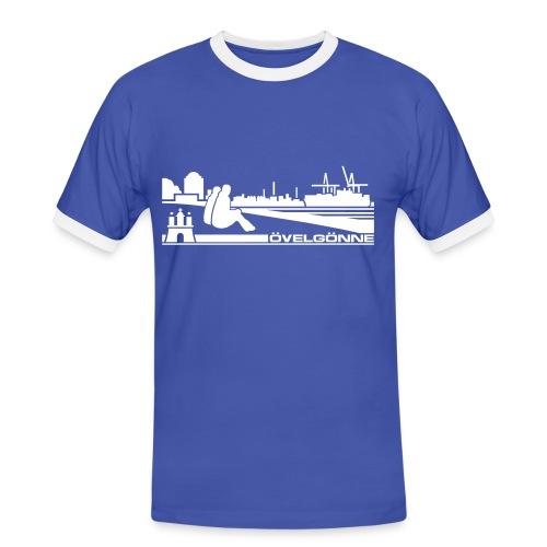 archisys M-05-102-FX - Männer Kontrast-T-Shirt