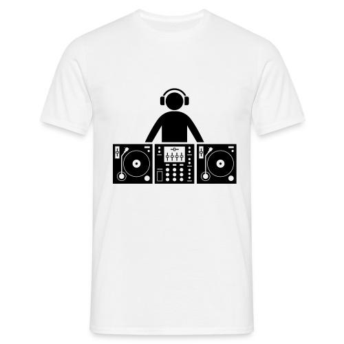 DJ-shirt - Men's T-Shirt