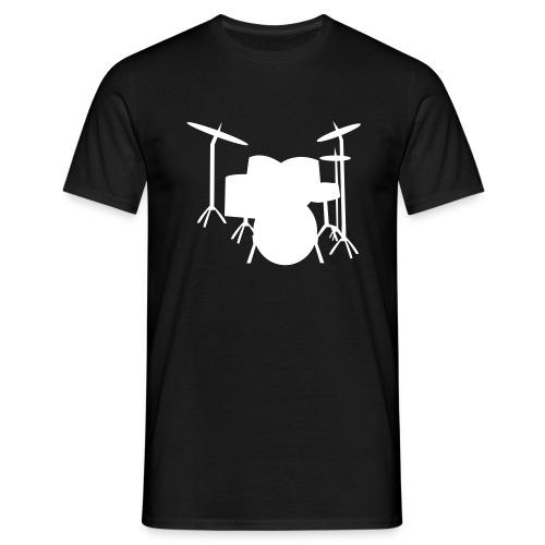 Drum-shirt - Men's T-Shirt