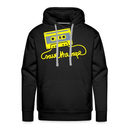 save the tape - Men's Premium Hoodie