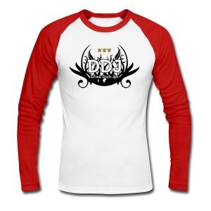 DDJ (Drieß Dich Jet) - Männer Baseballshirt langarm