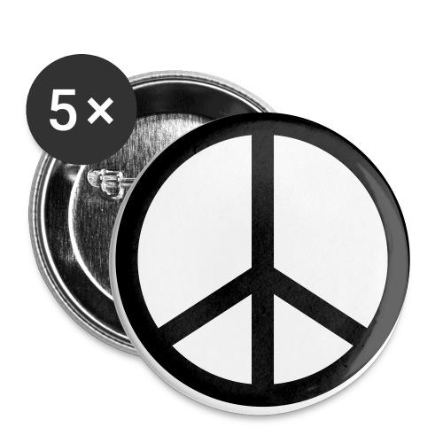Chapa PAZ II - Paquete de 5 chapas grandes (56 mm)