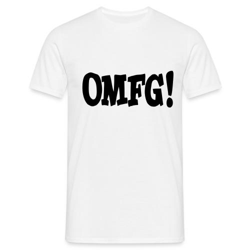 omfg - Men's T-Shirt