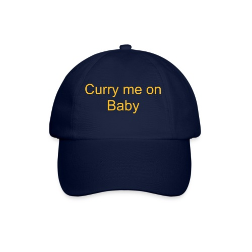 Curry me on Baby - Baseballkappe