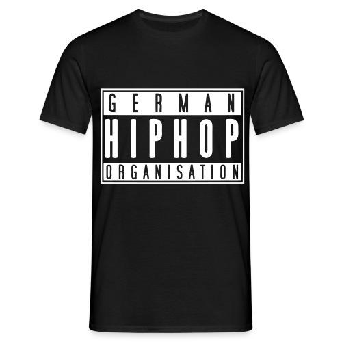 German HipHop   Neuwied-Rap Fanshirt - Männer T-Shirt