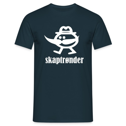 Skaptrønder - T-skjorte for menn