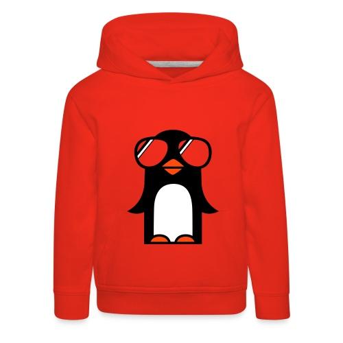 Funky Penguin - Kids' Premium Hoodie