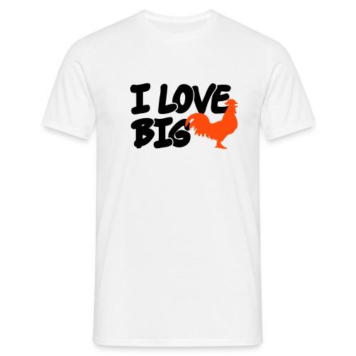 big cocks - Men's T-Shirt