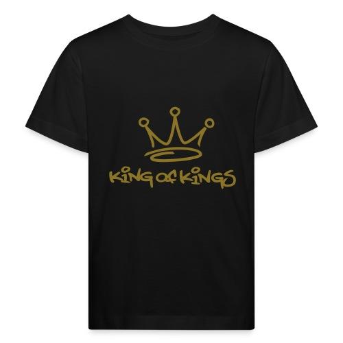 king of kings - T-shirt bio Enfant