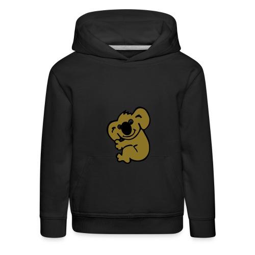 tröjja - Premium-Luvtröja barn