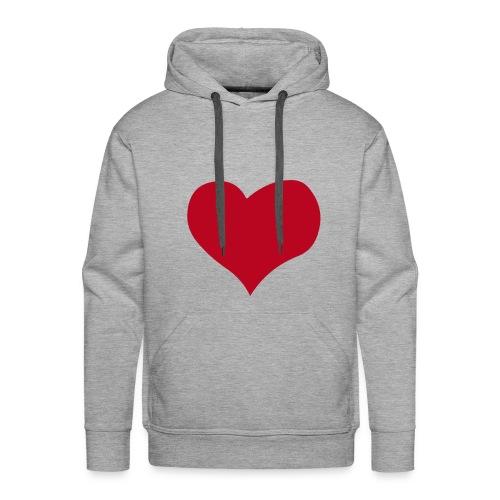 haut de jogging  - Sweat-shirt à capuche Premium pour hommes