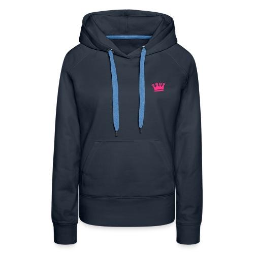 Wintersport 2009 - Vrouwen Premium hoodie