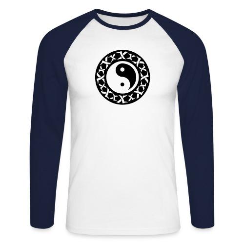 kameliano2 - Men's Long Sleeve Baseball T-Shirt