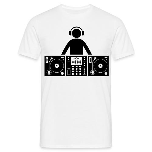 DJ2 - Männer T-Shirt