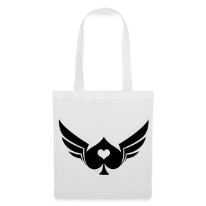 Poker Wings Tote Bag - Tote Bag