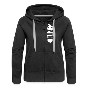 ZTKings Zip Hooded Sweatshirt - Women's Premium Hooded Jacket