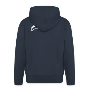 ZTKings Zip Hooded Sweatshirt Jacket - Men's Premium Hooded Jacket